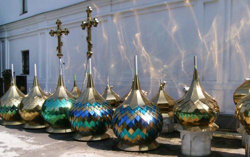 Изготовление куполов под заказ